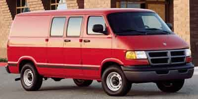 Pre-Owned 2001 Dodge Ram Van Conversion