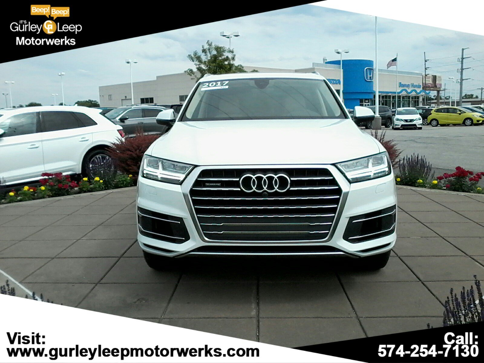 Certified Pre-Owned 2017 Audi Q7 Premium Plus