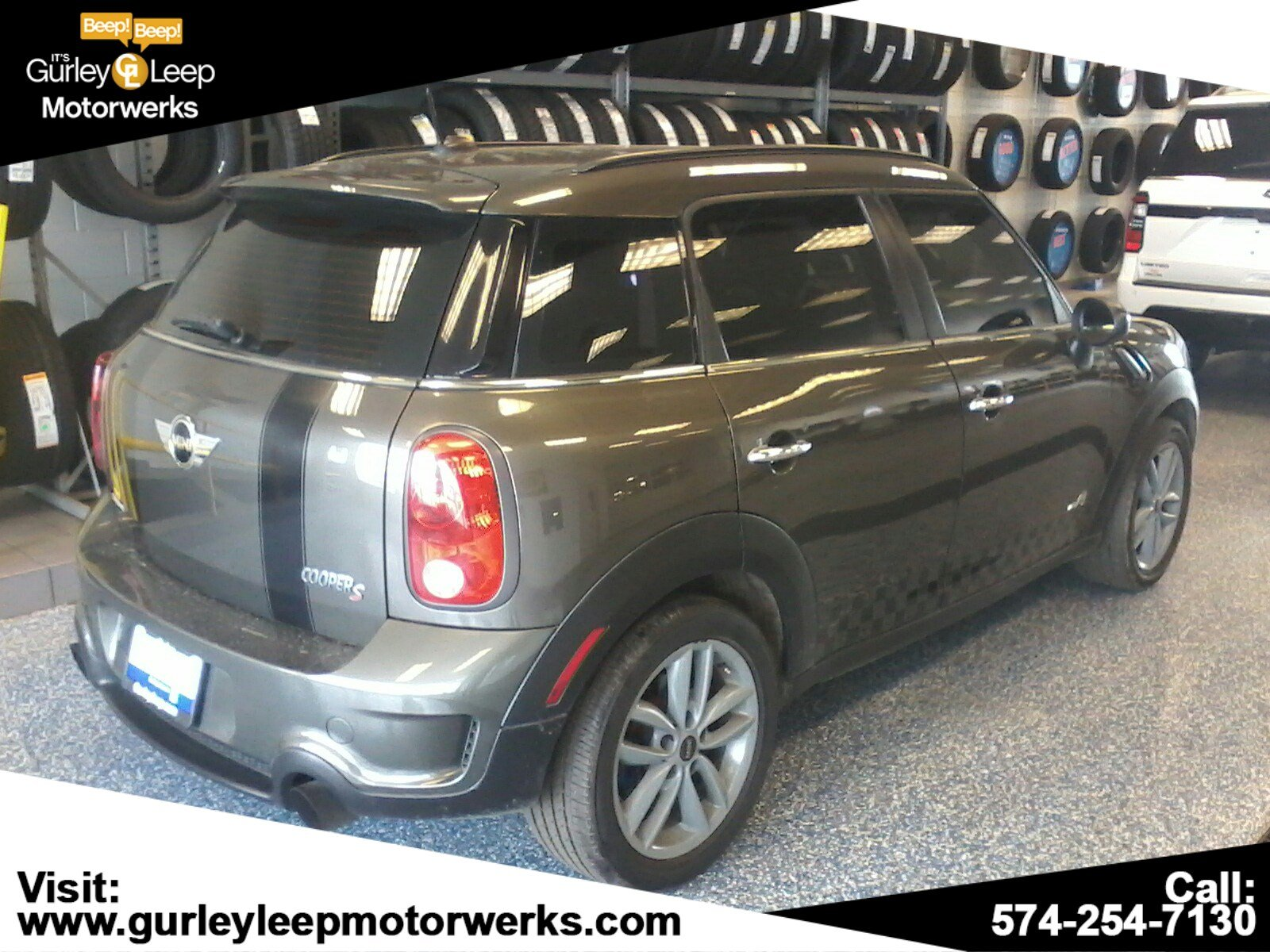Pre-Owned 2012 MINI Cooper Countryman S