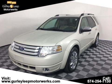 Pre-Owned 2008 Ford Taurus X Limited