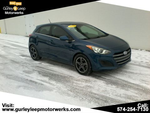 Pre-Owned 2016 Hyundai Elantra GT Base
